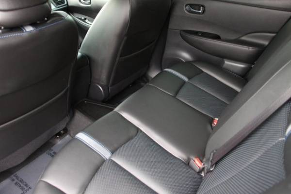 2019 Nissan LEAF 1N4BZ1CP6KC311999