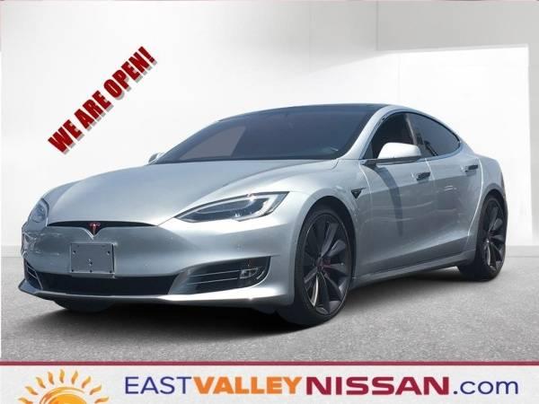 2016 Tesla Model S 5YJSA1E46GF172021