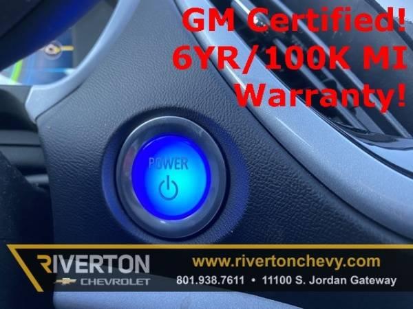 2017 Chevrolet VOLT 1G1RC6S53HU176127