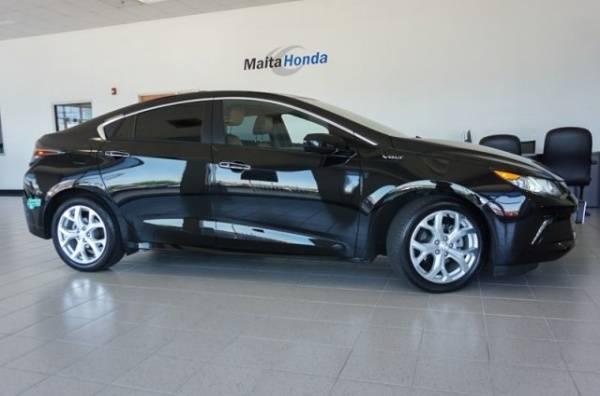 2017 Chevrolet VOLT 1G1RD6S58HU200483