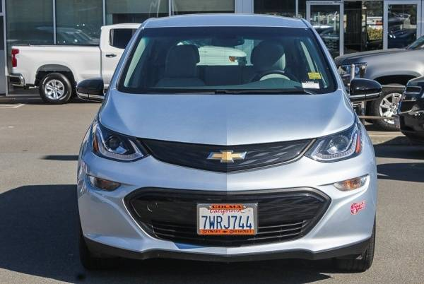 2017 Chevrolet Bolt 1G1FW6S08H4134342