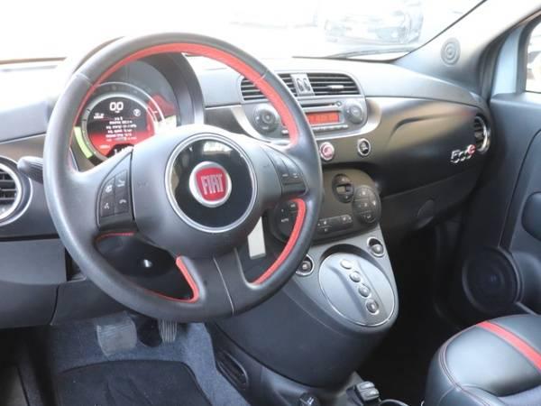 2015 Fiat 500e 3C3CFFGEXFT581636