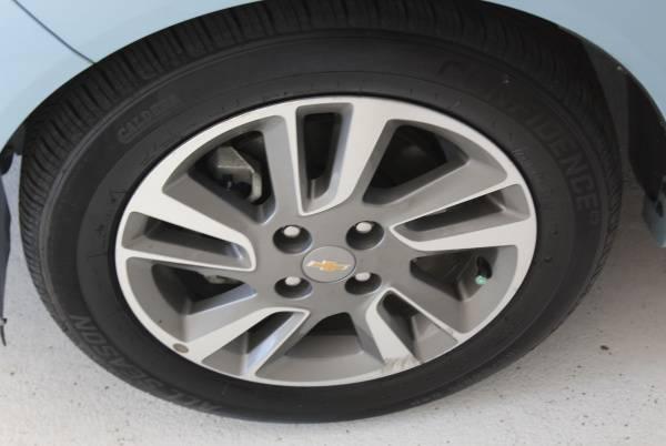 2015 Chevrolet Spark KL8CK6S04FC807693