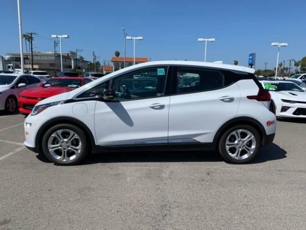 2017 Chevrolet Bolt 1G1FW6S02H4144476