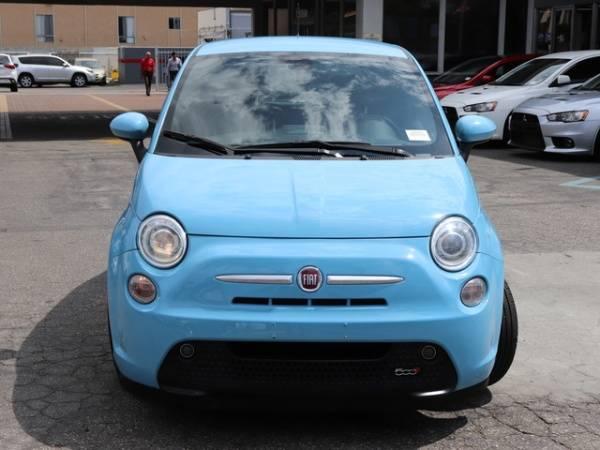 2016 Fiat 500e 3C3CFFGE2GT218085