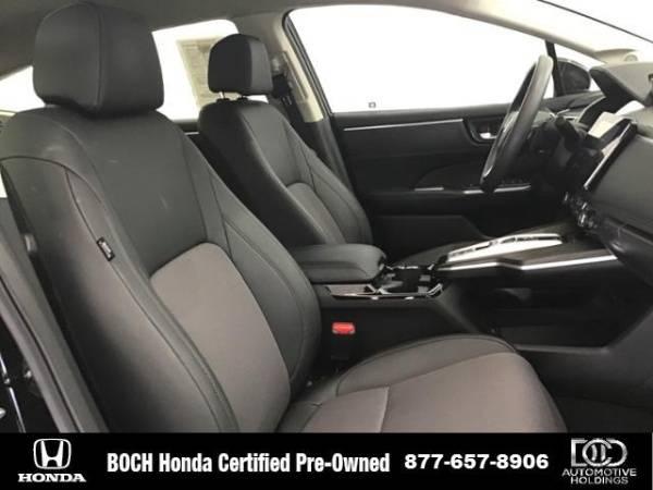 2018 Honda Clarity JHMZC5F18JC005652