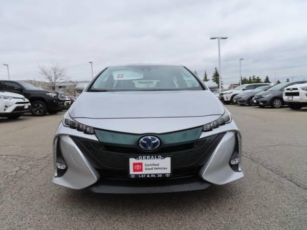2018 Toyota Prius Prime JTDKARFP2J3072574