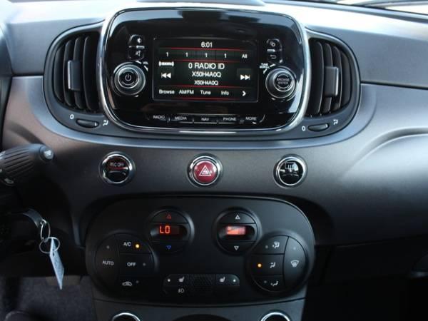 2016 Fiat 500e 3C3CFFGE3GT229497