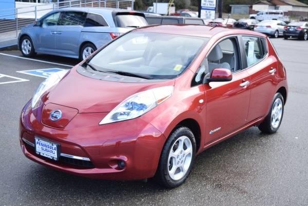 2012 Nissan LEAF JN1AZ0CP1CT019763