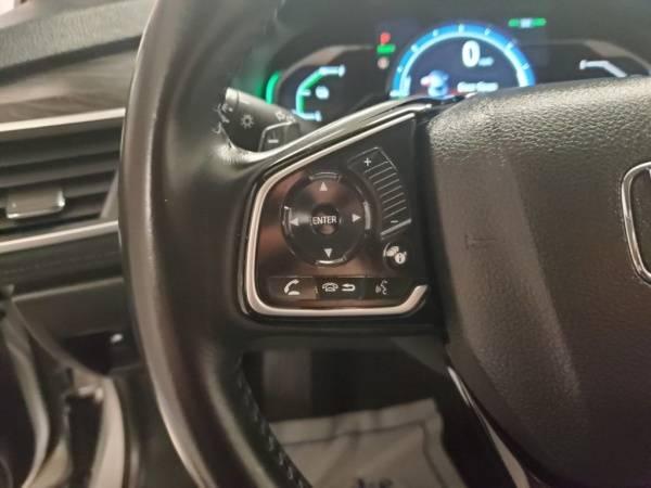 2018 Honda Clarity JHMZC5F31JC004621