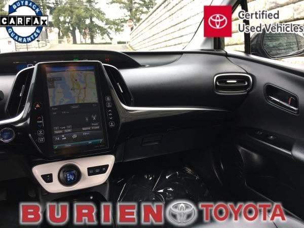 2018 Toyota Prius Prime JTDKARFPXJ3081135