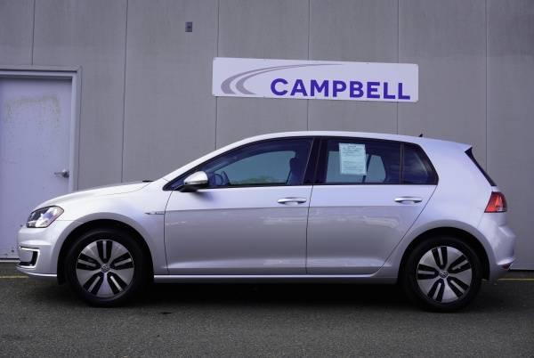 2016 Volkswagen e-Golf WVWKP7AU3GW914183