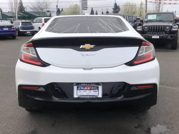 2017 Chevrolet VOLT 1G1RD6S51HU109457