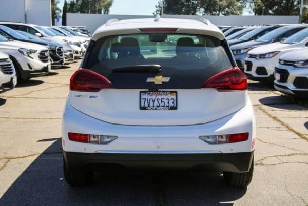 2017 Chevrolet Bolt 1G1FX6S04H4133914