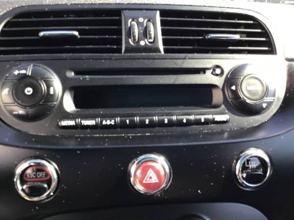 2015 Fiat 500e 3C3CFFGE8FT623320