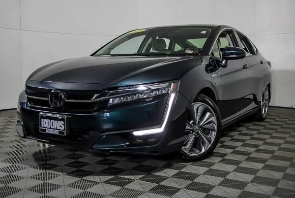 2018 Honda Clarity JHMZC5F16JC021008
