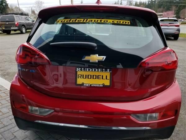 2017 Chevrolet Bolt 1G1FW6S09H4129618
