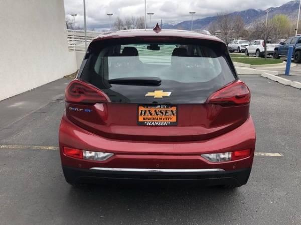 2019 Chevrolet Bolt 1G1FZ6S01K4130261