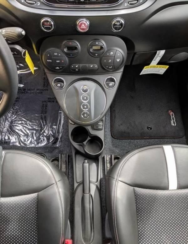 2018 Fiat 500e 3C3CFFGE5JT471683