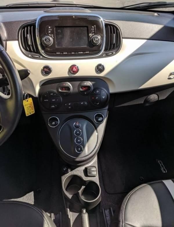 2018 Fiat 500e 3C3CFFGE9JT471685