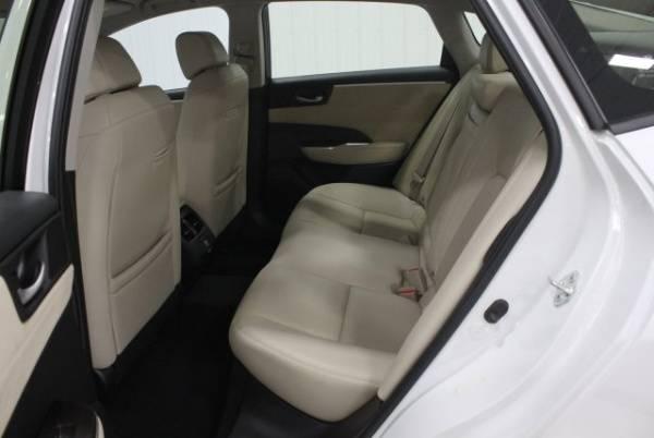 2018 Honda Clarity JHMZC5F3XJC004553