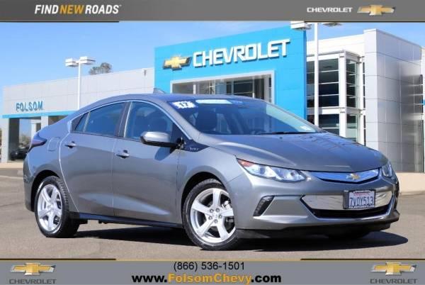 2017 Chevrolet VOLT 1G1RC6S58HU129188