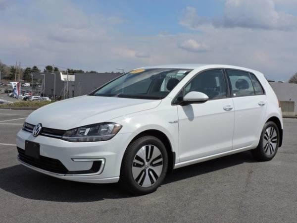 2019 Volkswagen e-Golf WVWKR7AU0KW903421