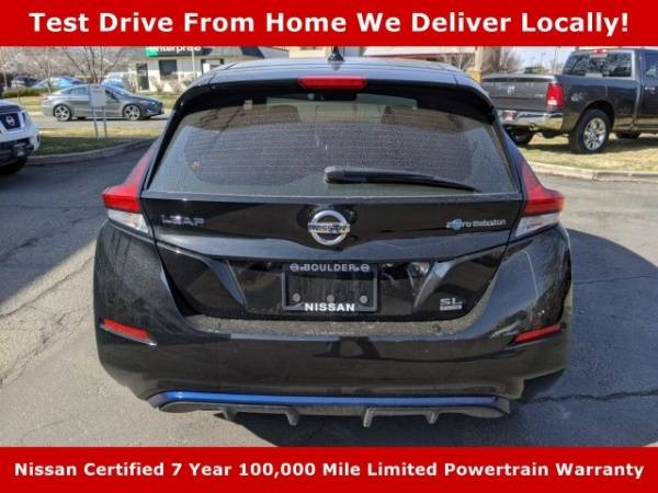 2019 Nissan LEAF 1N4BZ1CP0KC312677