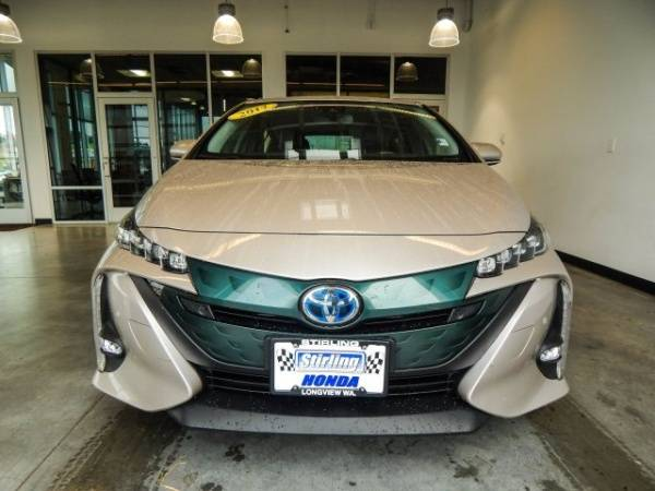 2017 Toyota Prius Prime JTDKARFP2H3063965