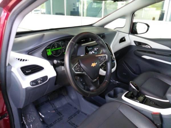 2017 Chevrolet Bolt 1G1FX6S05H4151841