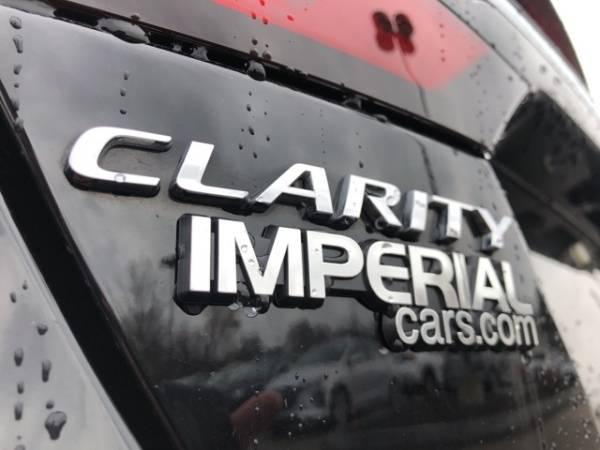 2018 Honda Clarity JHMZC5F1XJC008004