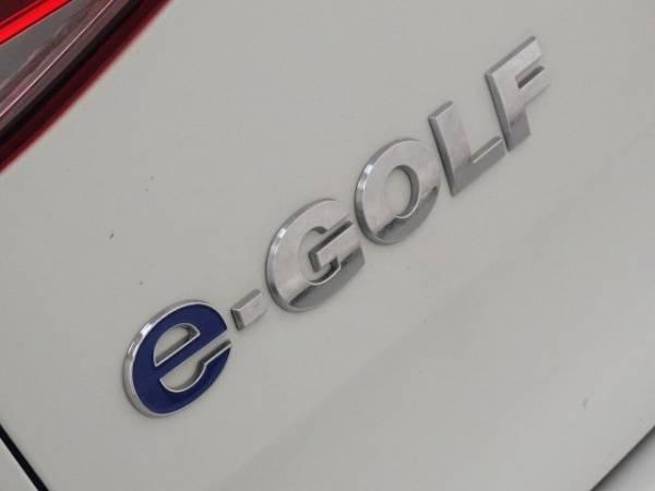 2016 Volkswagen e-Golf WVWKP7AU0GW913816