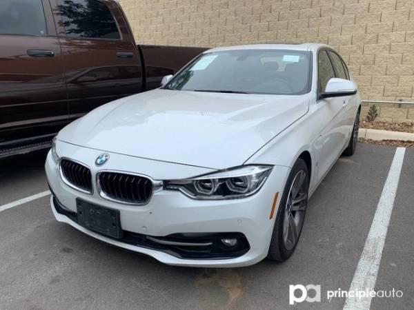 2017 BMW 3 Series WBA8E1C34HA029374