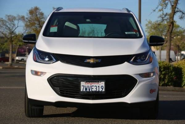 2017 Chevrolet Bolt 1G1FX6S05H4136014