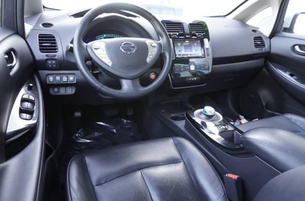 2016 Nissan LEAF 1N4BZ0CPXGC312137