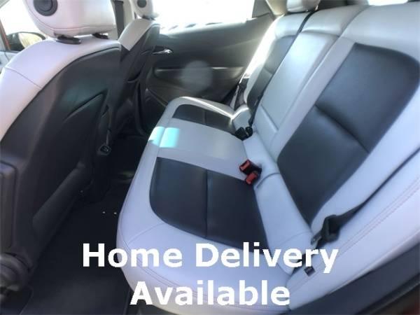 2017 Chevrolet Bolt 1G1FX6S03H4176219