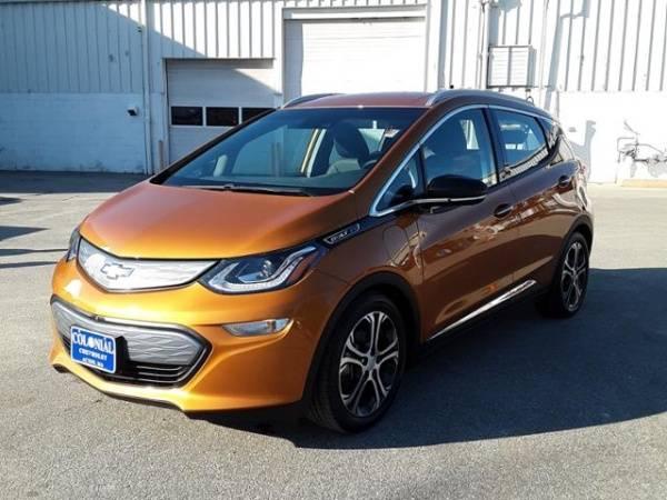 2017 Chevrolet Bolt 1G1FX6S01H4145468