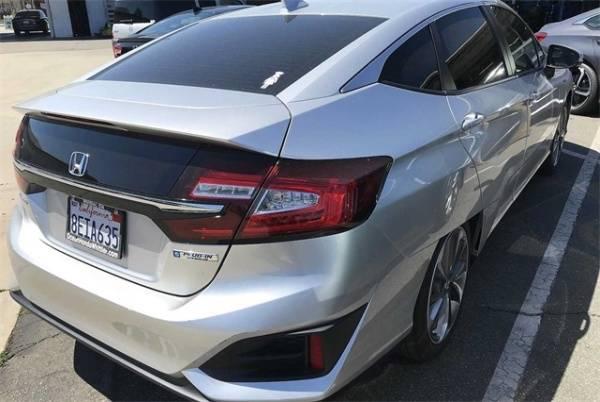 2018 Honda Clarity JHMZC5F10JC009503