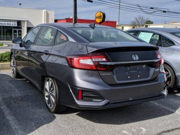 2018 Honda Clarity JHMZC5F16JC005598