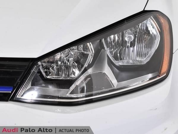 2016 Volkswagen e-Golf WVWKP7AU6GW901346