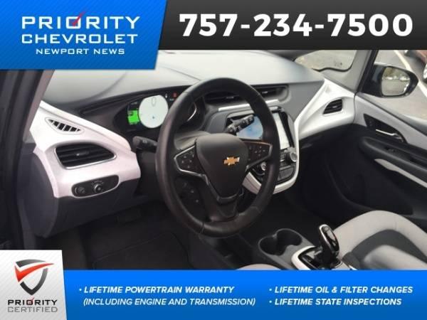 2017 Chevrolet Bolt 1G1FW6S05H4185734