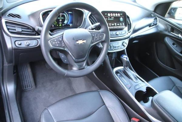 2017 Chevrolet VOLT 1G1RD6S51HU212927
