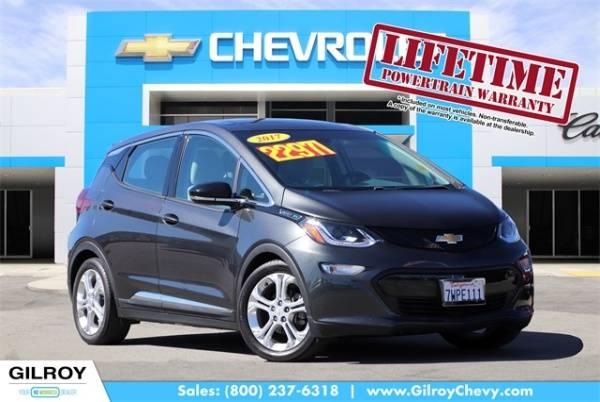 2017 Chevrolet Bolt 1G1FW6S07H4135918