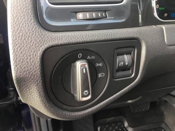 2019 Volkswagen e-Golf WVWPR7AU6KW909407