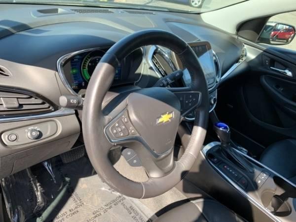 2017 Chevrolet VOLT 1G1RD6S55HU186624