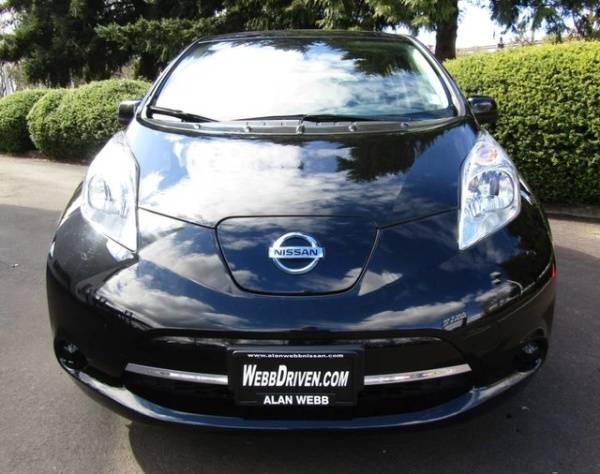 2016 Nissan LEAF 1N4BZ0CP4GC313834