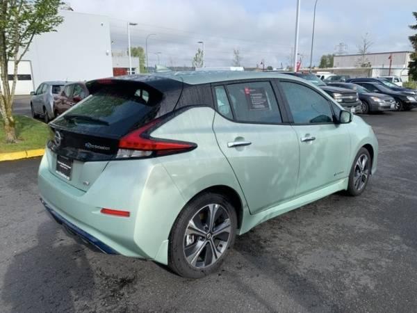 2019 Nissan LEAF 1N4AZ1CP0KC310259