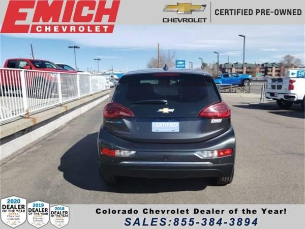 2017 Chevrolet Bolt 1G1FW6S08H4183248