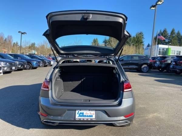 2019 Volkswagen e-Golf WVWKR7AU2KW915814