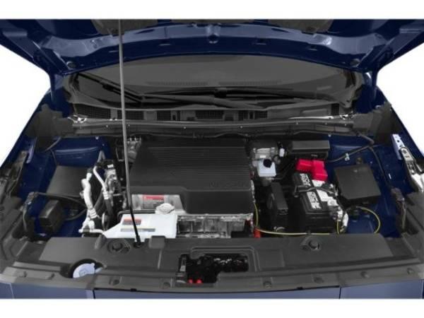 2019 Nissan LEAF 1N4AZ1CP4KC302374